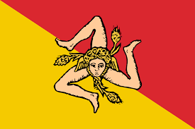 Bildergebnis für sizilien flag