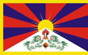 Bildergebnis für tibet flag